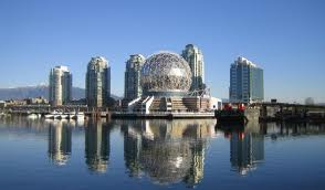 Science World in Vancouver
