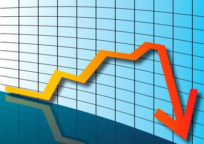 Спад на рынке недвижимости