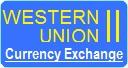 Обмен валюты в Western Union