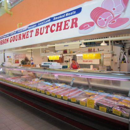 Продаётся мясной магазин в Ванкувере Канада.