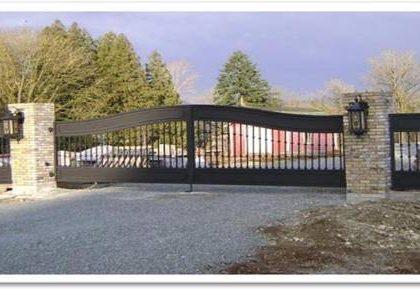 Бизнес для иммиграции: Компания по изготовлению металлических ворот и ограждений
