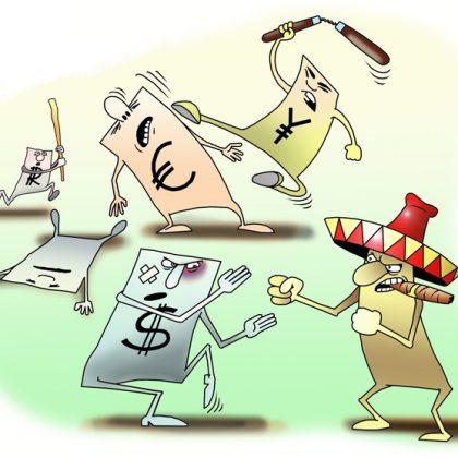 Что такое война валют и как с ней бороться