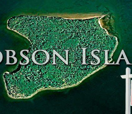 Продается остров Хобсон (Hobson Island) за 395 000 USD