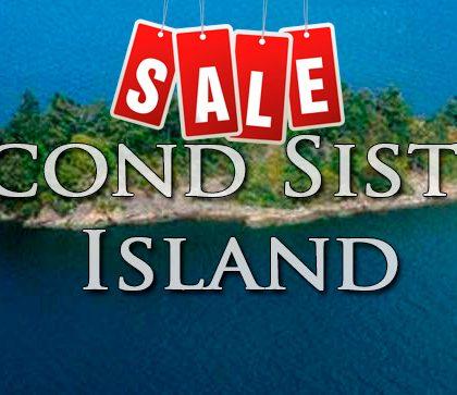 Продается остров Секонд Систер (Second Sister Island) за 965 017 USD