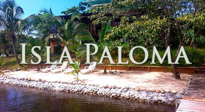 Остров Палома (Isla Paloma)
