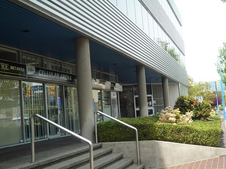 Бизнес в центре Северного Ванкувера на продажу