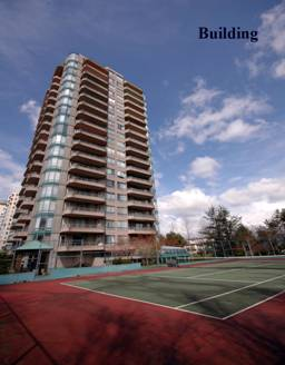 Продается квартира в Бернаби: 2 Bedroom + Den- High-Rise-Metrotown, 2 full bathroom