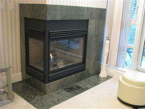 property Vancouver sale fireplace