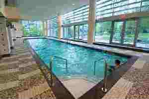 one-bedroom apartment Denia swimming pool