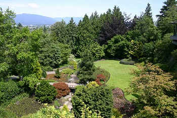 Queen Elizabeth Park Vancouver The Boy Who Could Fly Stargate SG-1 Andromeda