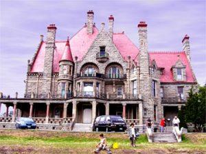 Замок в Виктории