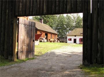 У истоков славного града Ванкувер: Посещение Форта Лэнгли (Fort Langley)