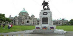 Виктория-столица Британской Колумбии