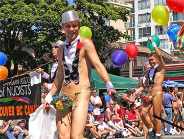«Голубая мечта»! Парад под названием «счастливая гордость» — Happy Pride