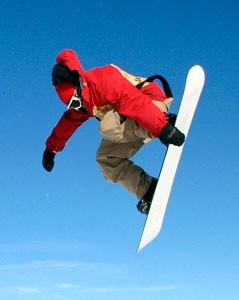 сноуборд в Ванкувере
