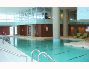 Swimming Pool, Sauna
