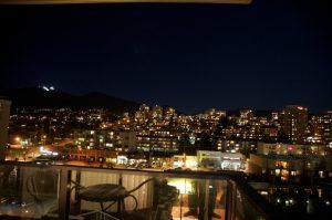 Вид на Северный Ванкувер