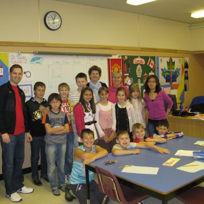 Изучение английского языка и среднее образование для детей в Канаде