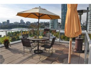 vancouver penthouse for sale