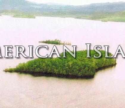 Продается Американский остров (American Island) в Британской Колумбии за 169 727 USD