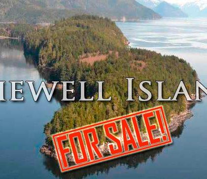 Продается остров Шеуэлл (Shewell Island) за 677 452 USD