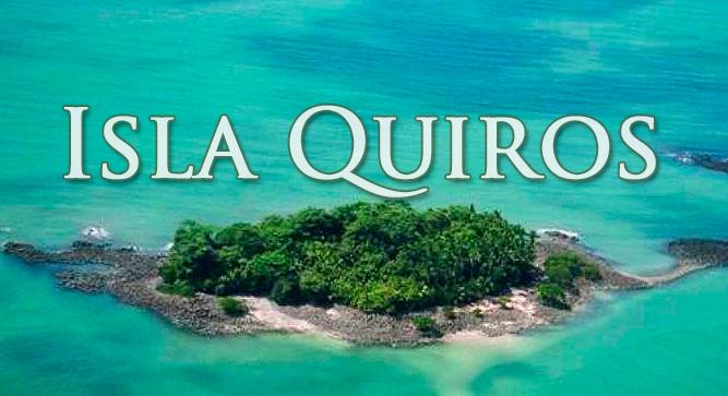 Остров Кирос (Isla Quiros)