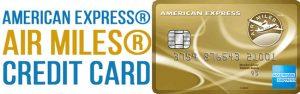 American Express® AIR MILES®* Credit Card